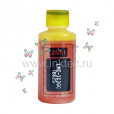 Набор чернил InkTec для Lexmark L1026-25MY, 20мл, желтые