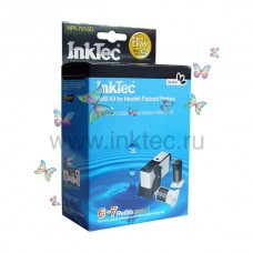 Заправочный набор для принтеров НР InkTec HPI-7016D, черный