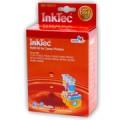 Заправочный набор для принтеров Canon InkTec BKI-9021C цветной